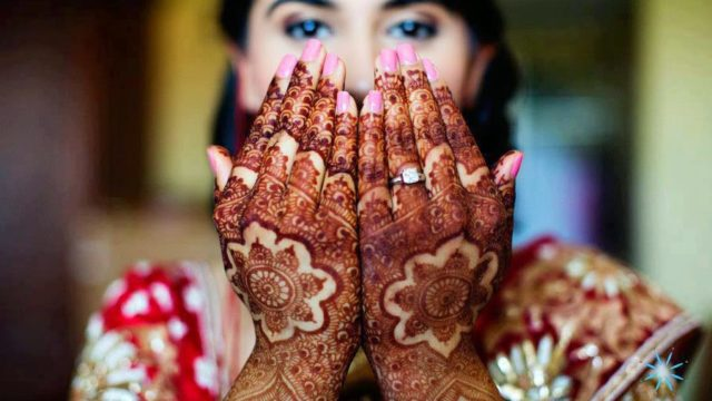 Mehndi design style photo 32