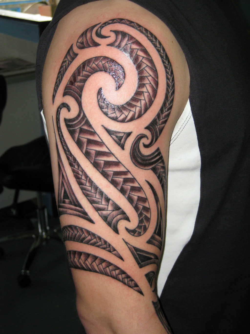 Tribal-Tattoos tribal-tattoo-6